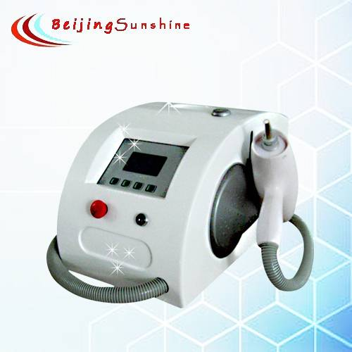Power tattoo removal laser machine