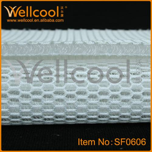 innovative clean 3d fabric with high elasticity
