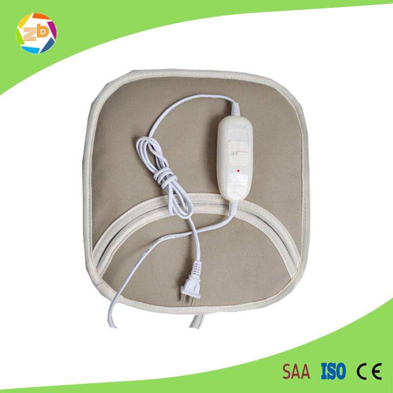 Portable moving warm heating pad