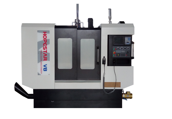 V series vertical production center cnc machinery