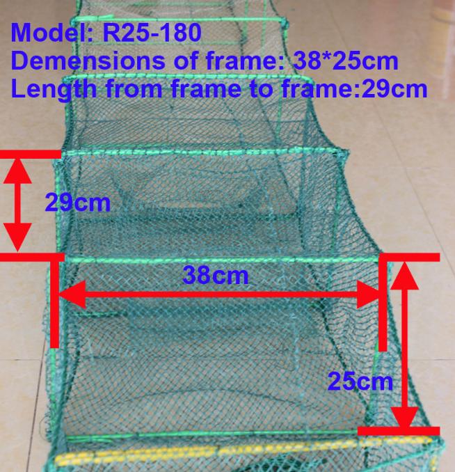 fising trap for shrimp crab lobster on saleR25-180