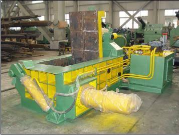Automactic Hydraulic Metal balerr (SMB-F200)