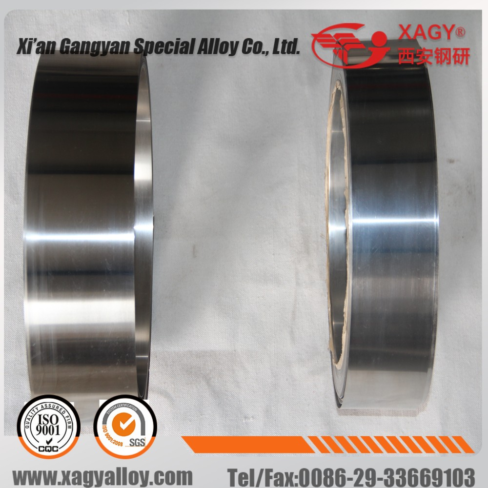 supermalloy strip permalloy 80 Anti magnetic materials