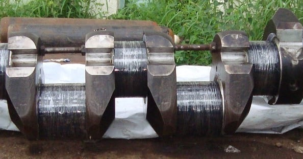 For Sale Mirless Blackstone ESL crankshaft