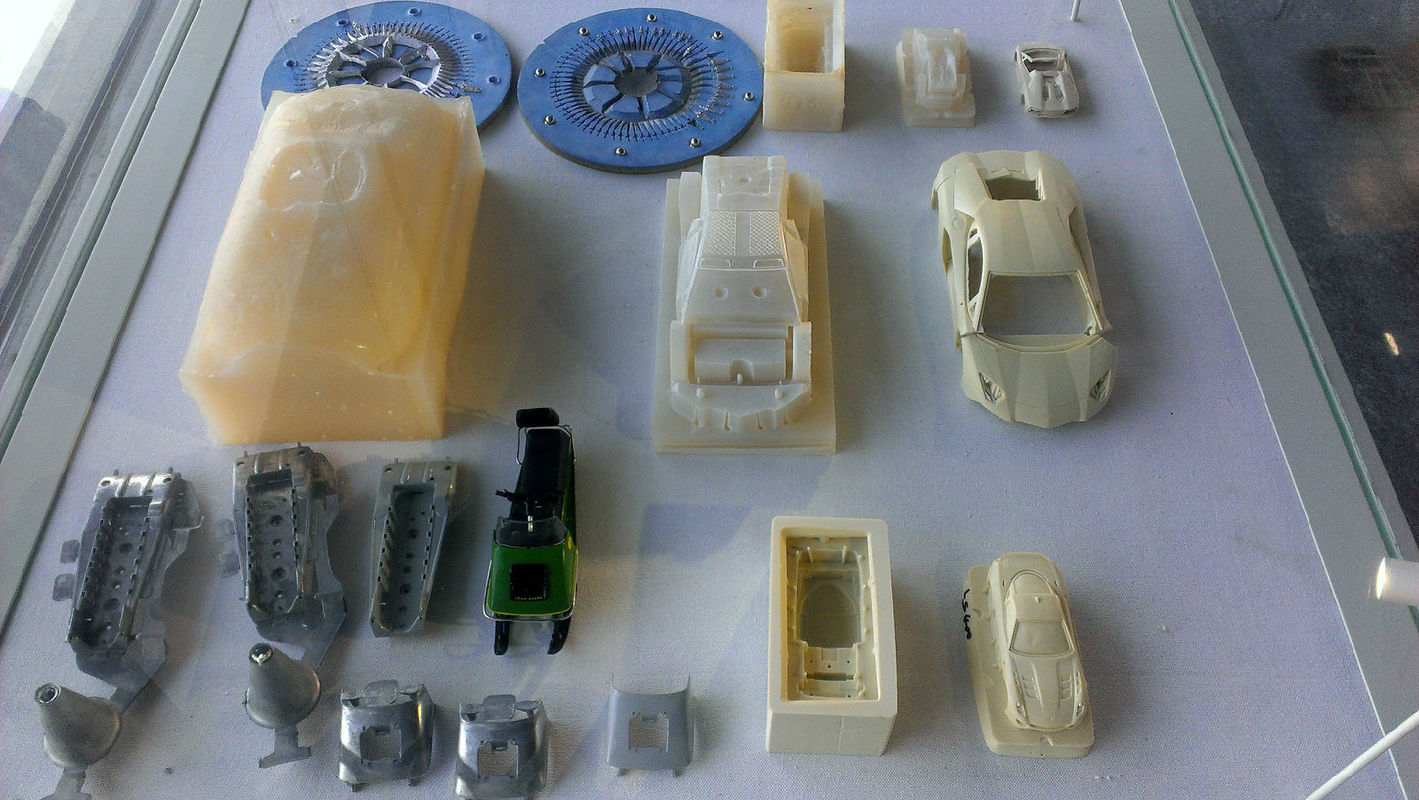 3D printing/SLA rapid prototype