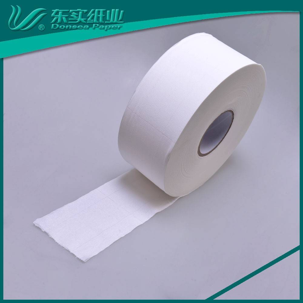 Jumbo Soft Unbleached Tissue Roll/Toilet Paper Rolls/Mini Jumbo Roll Toilet Tissue 750g