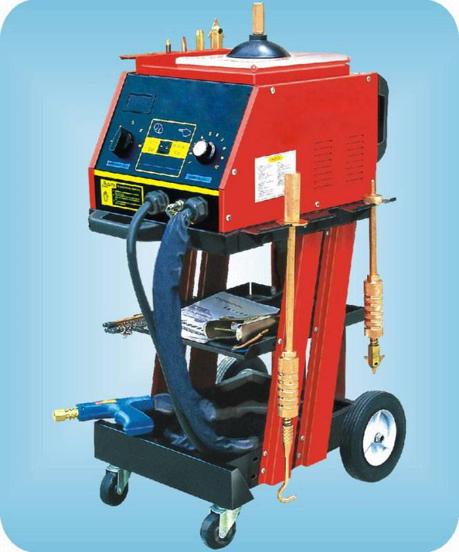 Welding Machine with Accessories