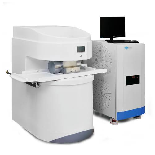 MacroMR MRI Analyzer and Imaging System for Larger Size Samples