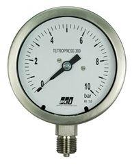 All Stainless Steel Pressure Gauge - TP300