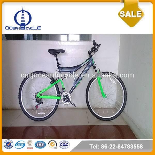 full suspension bike Mountain biek