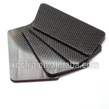 Factory High Quality Toray carbon fiber fabric 3k Carbon Fiber sheet1mm (400*500*1mm)