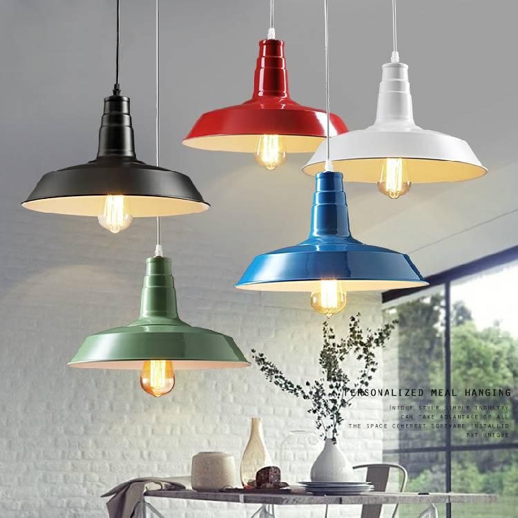 2016 Light Wholesale Vintage Industrial Pendant Light
