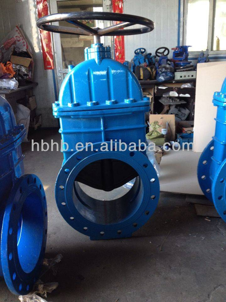 DN50-DN600 Resilient seated gate valve