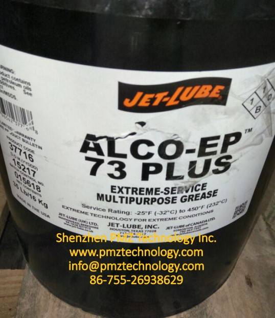 Jet-Lube Alco-EP-73 Plus Premium Water Resistant Grease