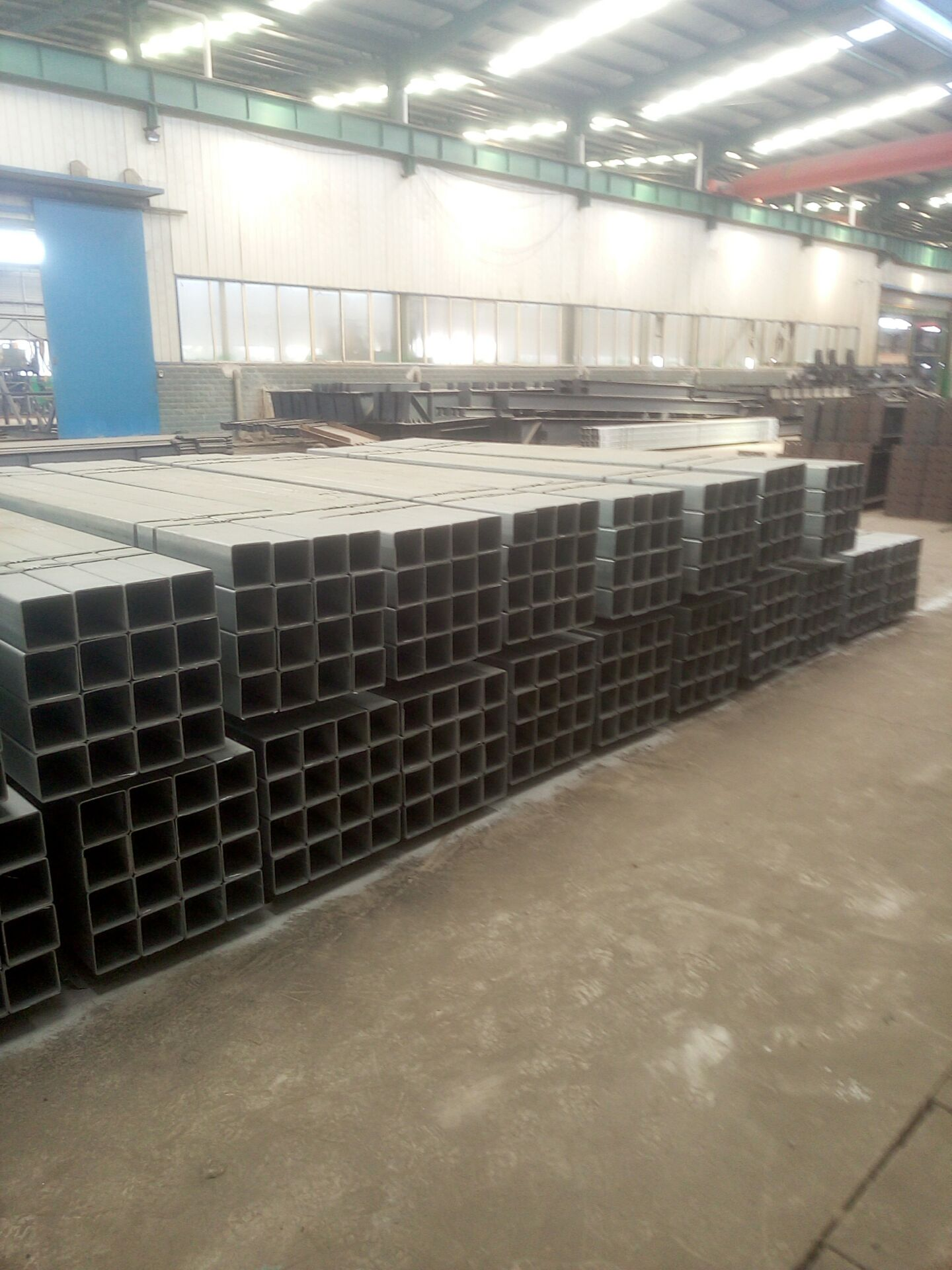 customized steel structure-nanyang xinxing steel structure