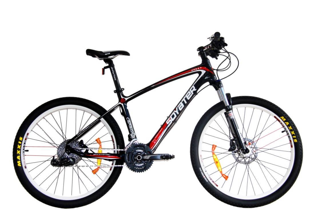 2014 Carbon Fiber Mountain Bikes MTB
