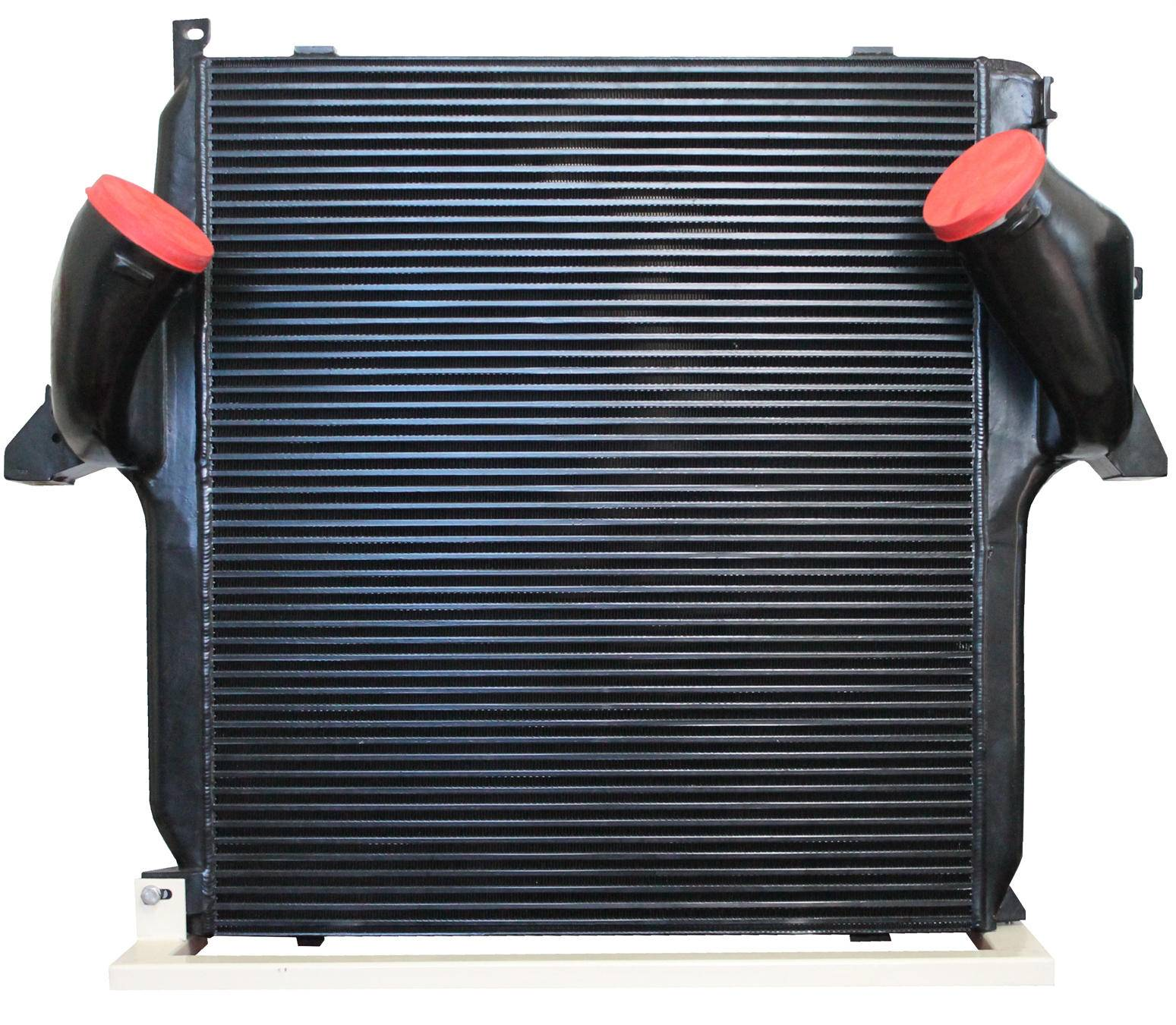 Heavy Duty Truck Intercooler For  Mercedes
