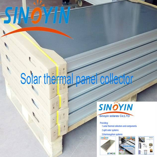 solar thermal heating collector of 2.15sqm