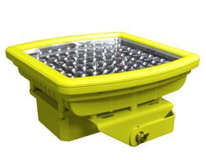 Hazloc Application Explosion Proof LED Light, Class I Division 2 Group a, B, C, D, UL844, UL, CUL, C