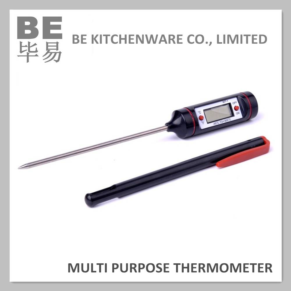 Digital pen type multi thermometer