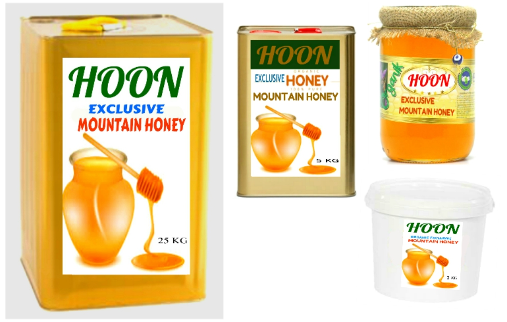 Exclusive Mountain Honey
