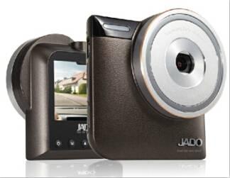 Jado #D760 Car DVR HD 1080P 140degree Wide a, Night Vision, Motion Detection, G-Sensor, Park Guarngl