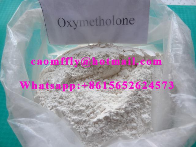 Oxymetholone Anadrol raw powder steroids powder CAS434-07-1 anabolic steroids