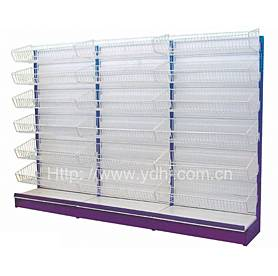 supermarket shelf gondola shelving(YD-018)