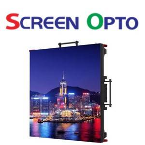 RW Rental Transparent LED _screenopto