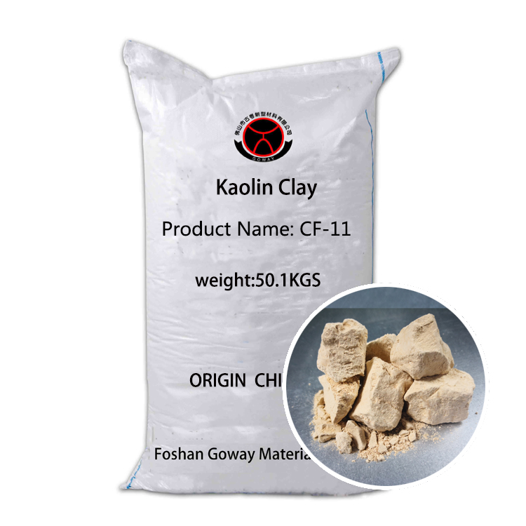 kaolin clay CF-11|China clay|Goway materials