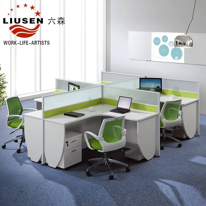 Elegant and Environmental Friendly Office Workstation (Green-ls201402)