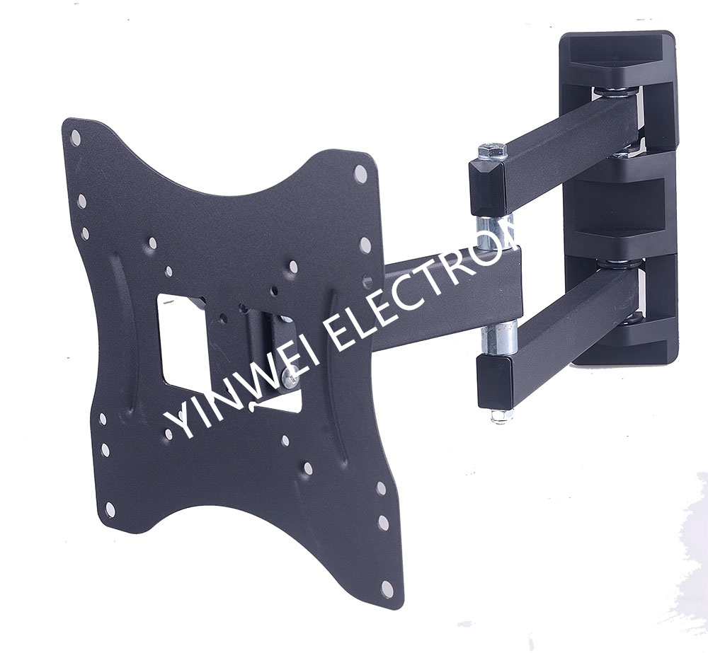 Full motion swivel TV Wall Mount Bracket for Most 13-42 inch LED, LCD and Plasma TV