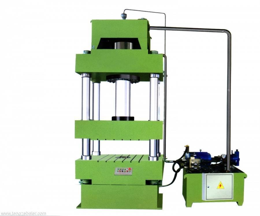 Y32 series four-colume hydraulic press(Y32-400)