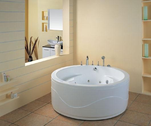 Two-person Massage Bathtub