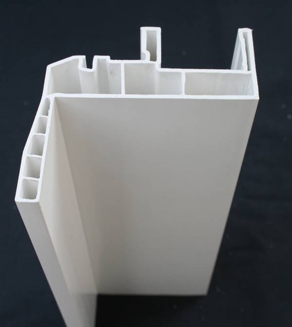 Huazhijie US style plastic profile for window and door