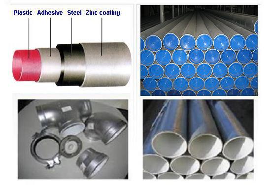 Plastic Steel Composite Pipe