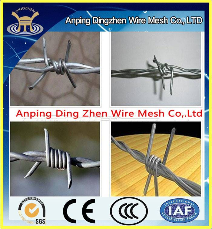 Best Selling Cheap Barbed Wire For Sale / Cheap Barbed Wire Supplier
