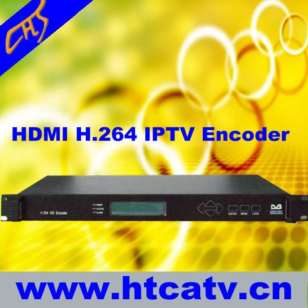 Single Channel H.264/AVC HD Encoder