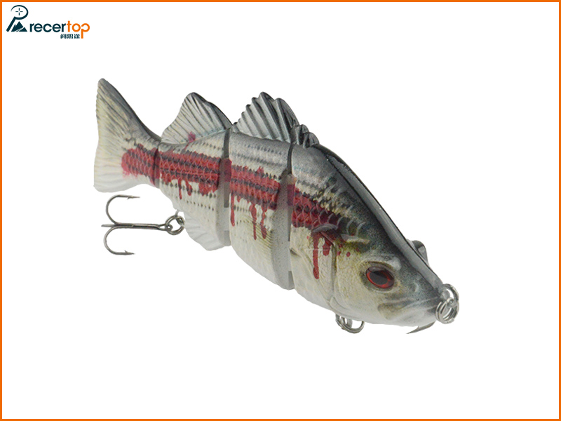 Multi-section Bass 85g 143mm Fishing lures for seawater