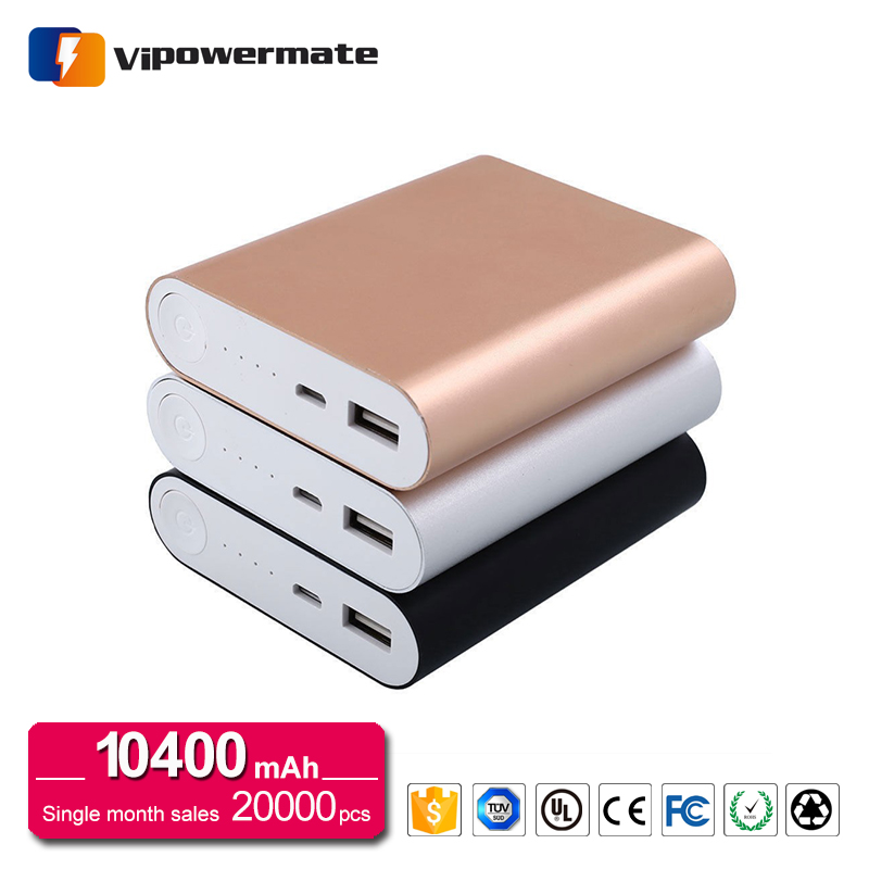 PT-47 10400mAh Aluminum Alloy Power Bank for iPhone