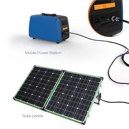 solar ESS PS10B Blue