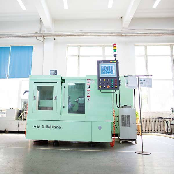 High precision turning grinding equipment __ Hermos