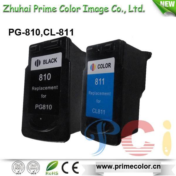 PG 810 CL 811 Recycle Printer Ink Cartridge