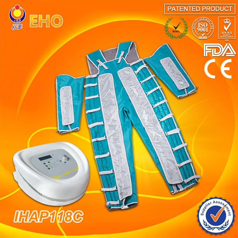 HOT SELLING IHAP118 pressotherapy body massager