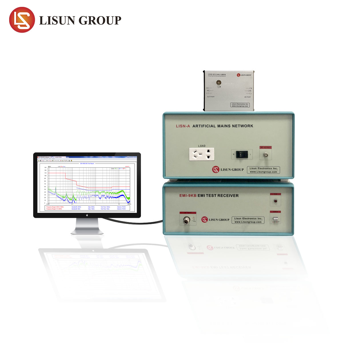 EMI-9KB EMI Receiver System