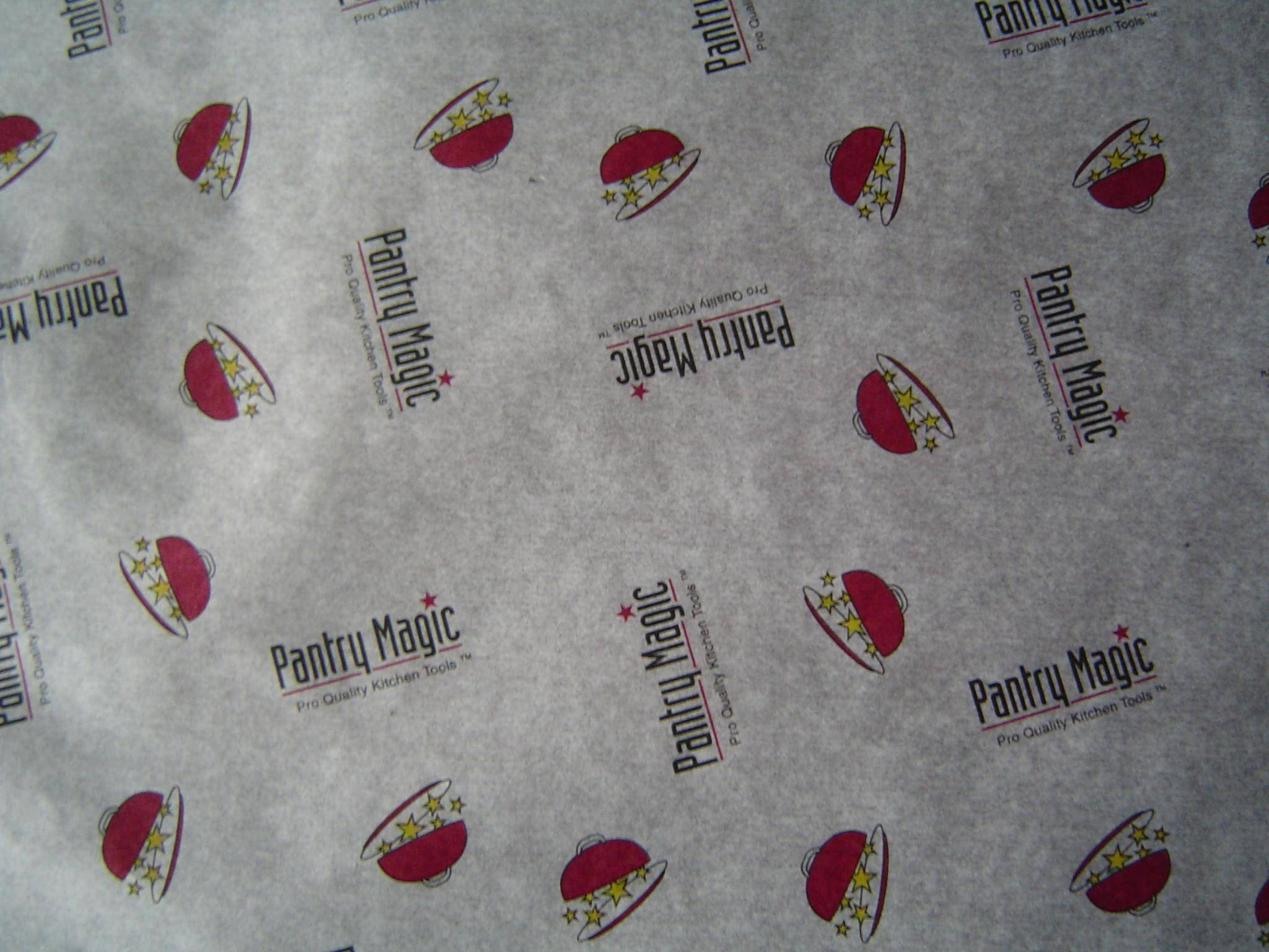 Printed gift tissue paper