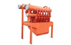 Desander hydrocyclone, Desilter hydrocyclone, Mud Cleaner hydrocyclone Used for Solid Control System