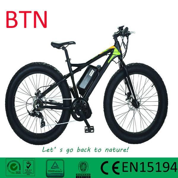 BTN 2016 Best selling electric fat tire bike