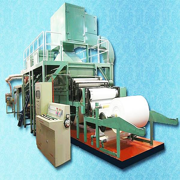 daily output 5 ton toilet paper , paper making machine