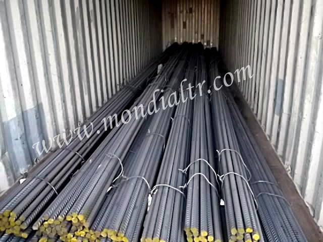 Turkish Deformed Reinforcing Steel Bar